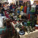 クアラルンプールで人気のフリーマーケット@Amcorp mall