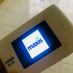 MaxisでWifiプランを変更@マレーシア
