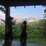 Bukit Kiara hike@マレーシア