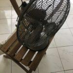 扇風機と私@マレーシア